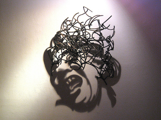Larry Kagan - Shadow art