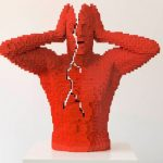 Nathan Sawaya – The art of the brick – Sculture realizzate con mattoncini Lego