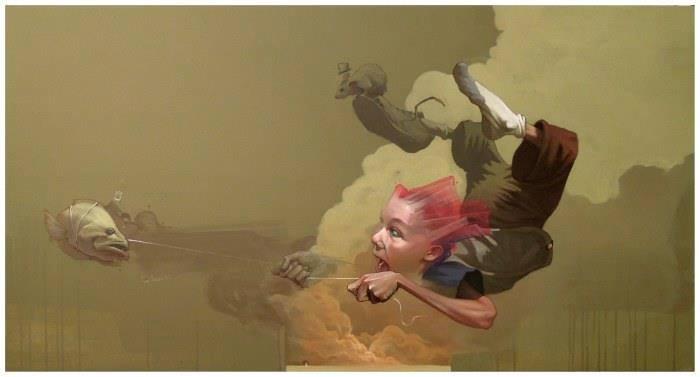 ETAM CRU - Sainer e Betz - Duo di writer e illustratori polacchi