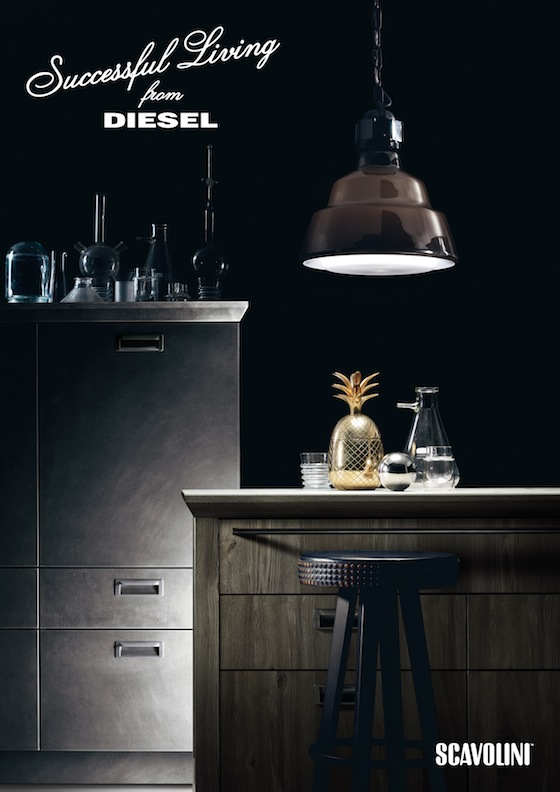 Diesel - Successful Living la social kitchen secondo Renzo Rosso