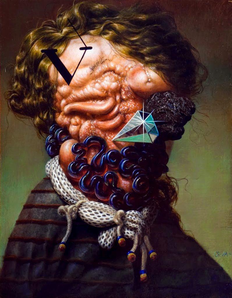 I dipinti repellenti di Christian Rex van Minnen