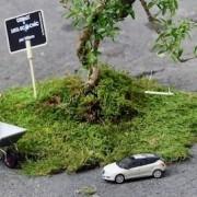 Lancia - Pothole Gardener - Guerrilla Gardening al Fuorisalone di Milano