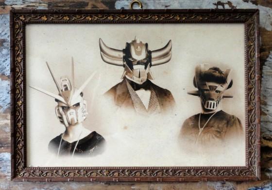 Foto Marvellini - Gli antenati dei supereroi
