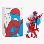 Pierced – Vinyl toy dell'artista olandese Parra
