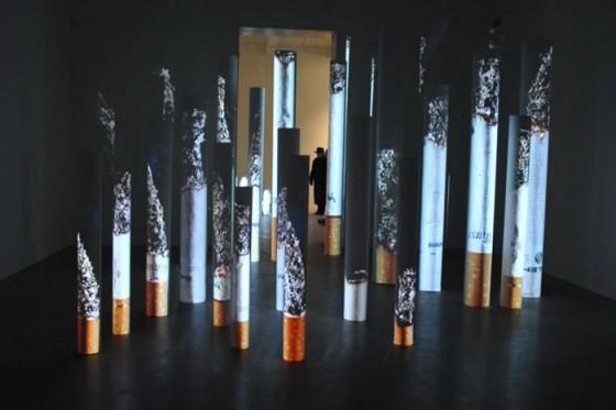 Tony Oursler - Video Scultura