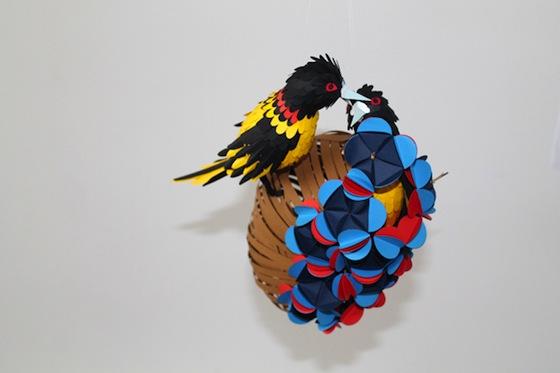 Diana Beltran Herrera - Sculpture in Paper