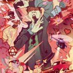 Tra fumetti e graffiti art- il talento eclettico di Chris B. Murray | Collater.al 10