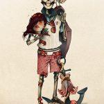 Tra fumetti e graffiti art- il talento eclettico di Chris B. Murray | Collater.al 11