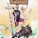 Tra fumetti e graffiti art- il talento eclettico di Chris B. Murray | Collater.al 14