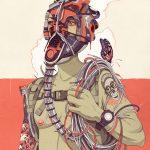 Tra fumetti e graffiti art- il talento eclettico di Chris B. Murray | Collater.al 15
