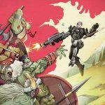 Tra fumetti e graffiti art- il talento eclettico di Chris B. Murray | Collater.al