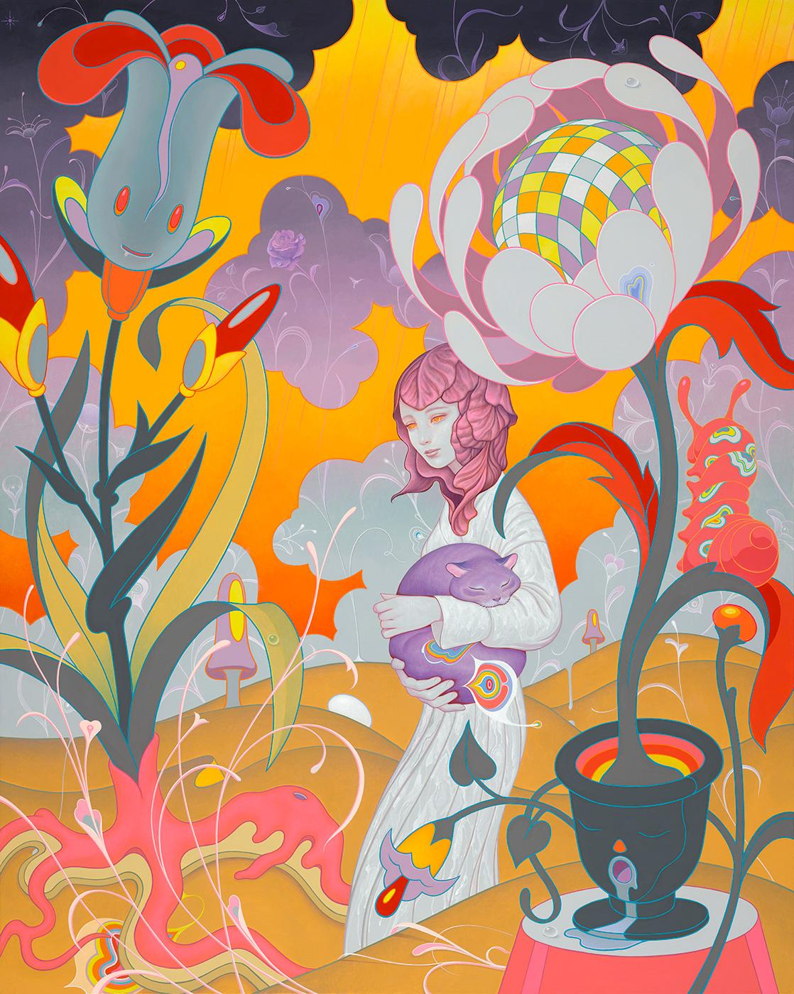 L Arte Delle Unghie: L'arte Inconfondibile Di James Jean