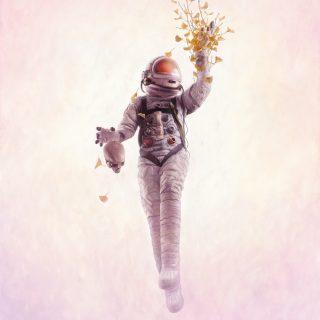 I Cosmonaut surreali del pittore Jeremy Geddes | Collater.al