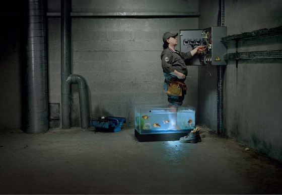 Jean-Yves Lemoigne - Fotografo pubblicitario francese
