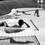 Martine Franck , moglie di Cartier-Bresson – France 1976 Town of Le Brusc
