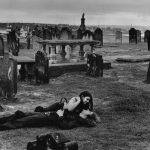Martine Franck , moglie di Cartier-Bresson – Tyne and Wear County Village of Tynemouth Priory