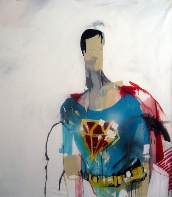 Anthony Lister - Arte urbana e street art