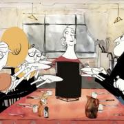 Rhapsodie pour un pot-au-feu - Corto animato degli studenti Gobelins