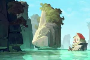 One Day - Corto animato prodotto dalla scuola Gobelins