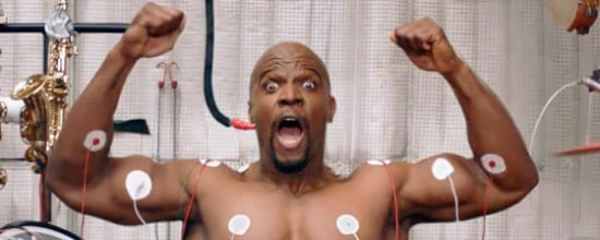 Old Spice - Muscle Music - Viral video su Vimeo con Terry Crews