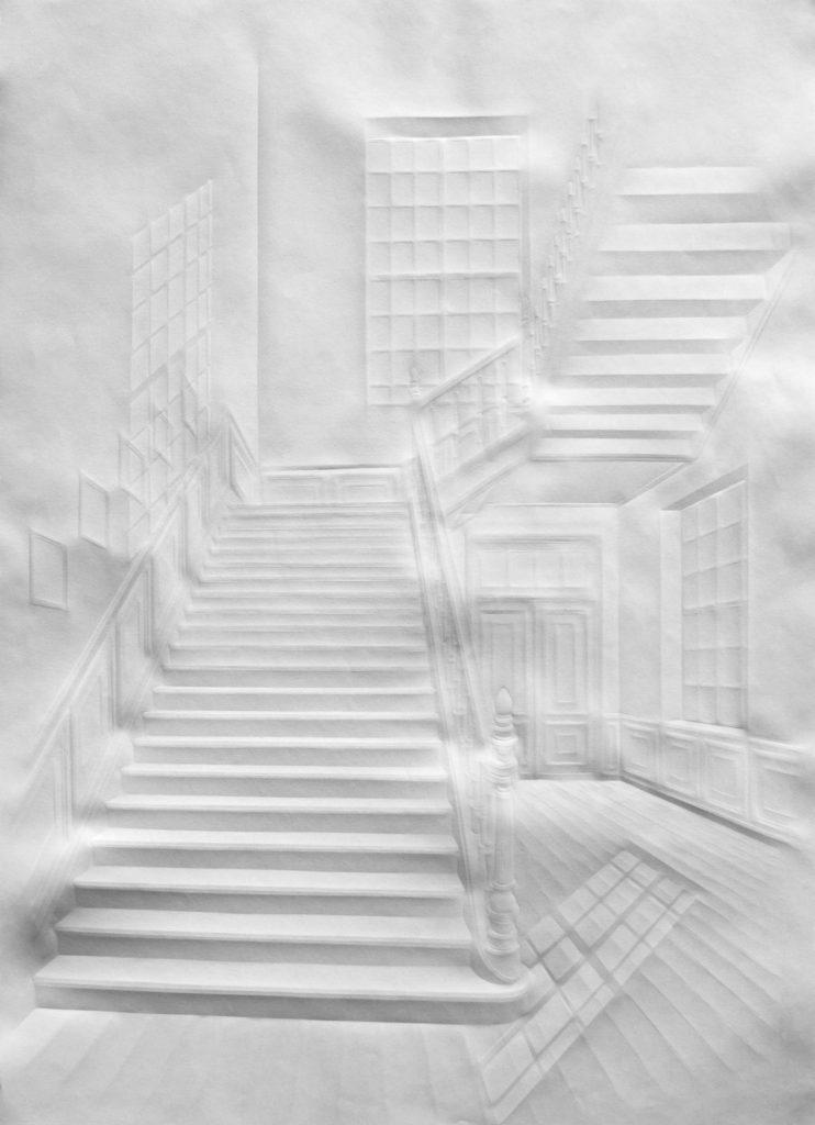Le Architetture di carta di Simon Schubert | Collater.al