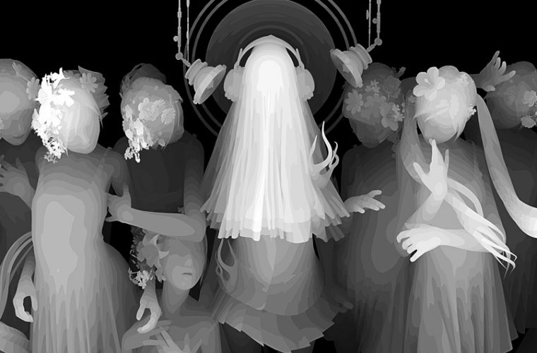I dipindi tridimensionali di Kazuki Takamatsu