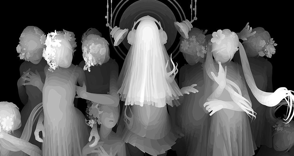 Kazuki Takamatsu - Pittura 3D, Gouache e Depth Mapping
