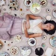 Lee Price - Nudi femminili e cibo