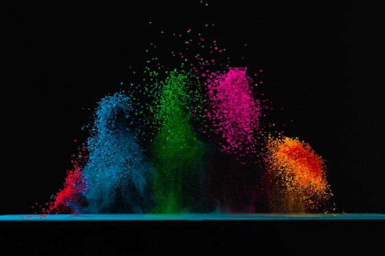 Fabian Oefner-Dancing Colors