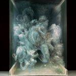 Xia Xiaowan – Dipinti 3D su lastre di vetro