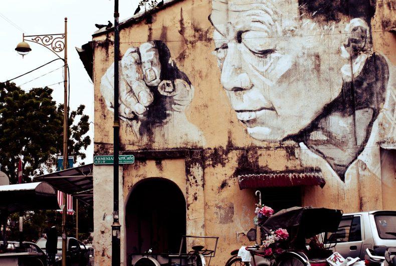 Ernest Zacharevic – Interactive Street Art