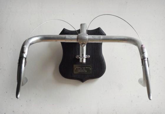 裡根阿普爾頓自行車動物標本
