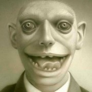 Travis Louie - Ritratti di mostri di epoca vittoriana