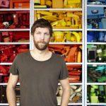 Michael Johansson – Oggetti comuni assemblati geometricamente