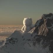 Toru Hayai - Not Over - Corto animato su un orsacchiotto gigante