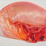 Julia Randall – Blown – Illustrazioni di gomme da masticare viscerali