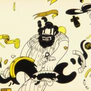 CRCR - McBess - DEEZER - Music Unleashed - Video animato per il sito di musica on demand