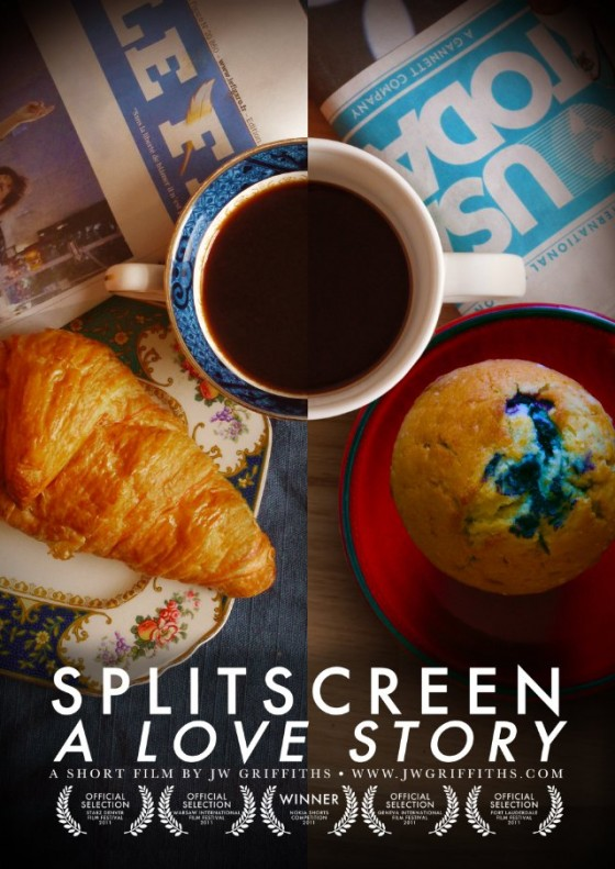Splitscreen: A Love Story - Corto di James W. Griffiths vincitore del The Nokia Short 2011