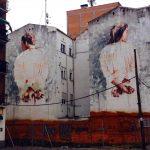 Borondo – Pittore e street artist spagnolo il cui stile mescola pittura e incisione