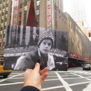 Christopher Moloney - FILMography - Luoghi del cinema fotografati sovrapponendo fotogrammi di film