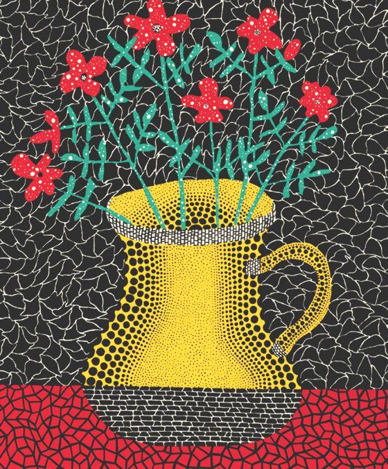 Yoyoi Kusama - Le avventure di Alice nel paese delle meraviglie - Orecchio Acerbo Editore