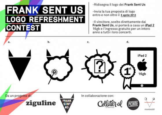 Frank sent us - Logo Refreshment Contest