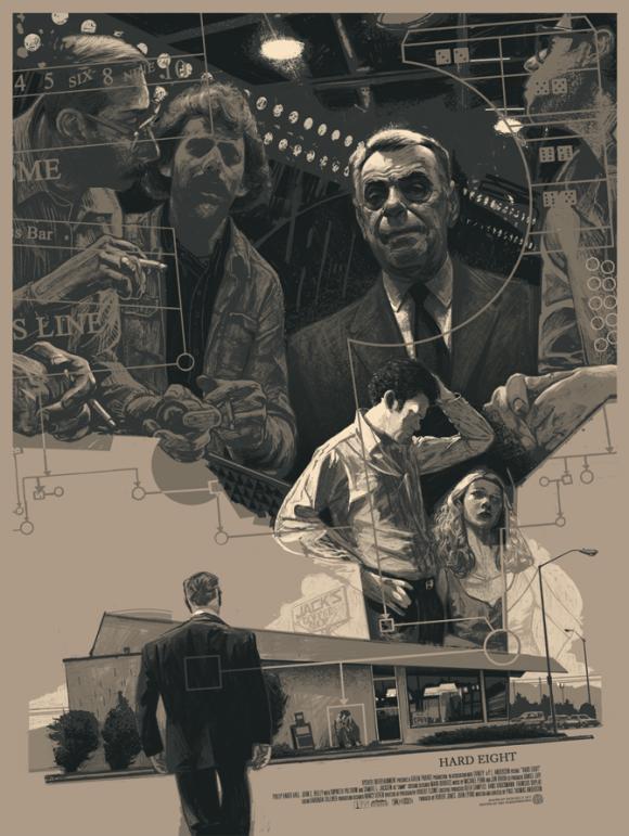 Masters of Poster Design - Rich Kelly - Illustratore e poster artist americano