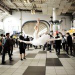 Lisa Tomasetti – Ballerini dell'Australian Ballet ritratti in contesti urbani