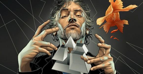 Martin Ansin - Illustratore, cover e poster artist uruguayano
