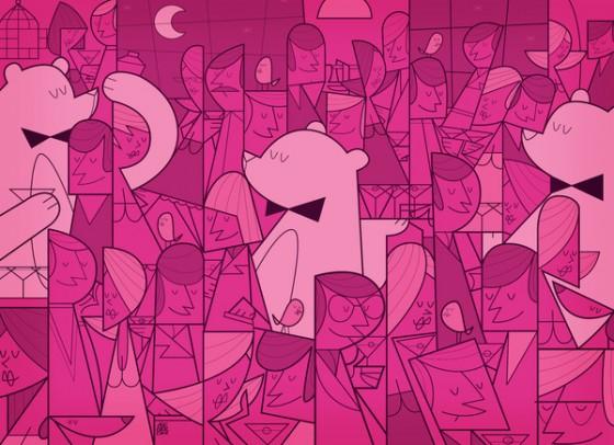 Collater.al meets QU4TTRO - Ale Giorgini, illustratore e fumettista italiano
