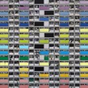 Michael Wolf - Architecture of Density - Fotografie sulla densità architettonica di Hong Kong