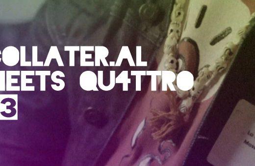 Collater.al meets QU4TTRO – Massimo Giacon