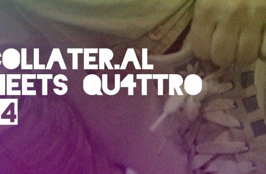 Collater.al meets QU4TTRO – Ale Giorgini