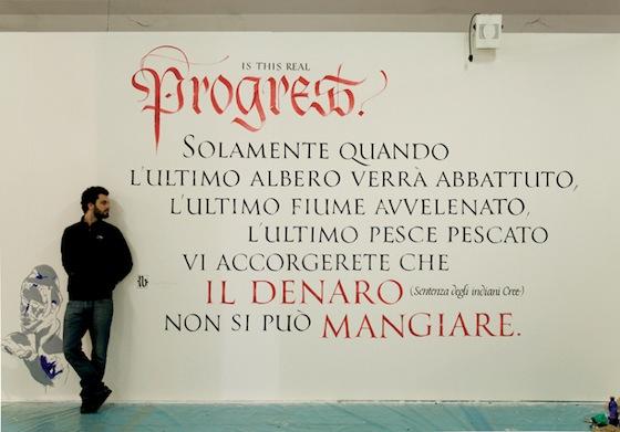 Luca Barcellona - Calligraphic Masterpieces / 4